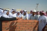 أمين الاحساء يُدشن بلدية حرض ويُؤسس لمشروع أسواق يبرين