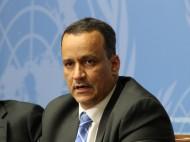 المبعوث الأممى يؤكد تواصل جهود الأمم المتحدة للوصول لحل سلمي للازمة اليمنية