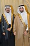 تركي بن عبدالرحمن الأحمد  يحتفل بزواجه