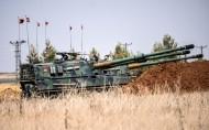 الجيش التركي يدمر 10 مواقع جديدة لتنظيم داعش في شمال سوريا