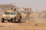 قوات الدفاع الجوي الملكي السعودي تعترض وتدمر صاروخاً بالستياً أطلق باتجاه جازان