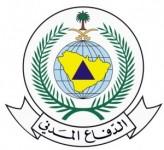 """""""مدني الطائف"""" يحذر المواطنين من التنزه في بطون ومهابط الأودية"""