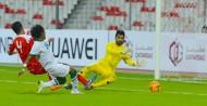 الأخضر الأولمبي يواجه الإمارات في نصف النهائي غداََ الاثنين
