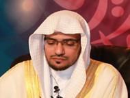 اللية .. الشيخ المغامسي يلقي محاضرة في وداي الدواسر
