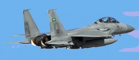 استشهاد طيارين سعوديين إثر سقوط طائرة عمودية من نوع أباتشي بسبب سوء الأحوال الجوية