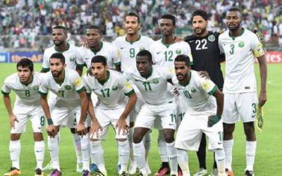 غداً.. المنتخب الوطني يبدأ معسكره الإعدادي في الرياض استعداداً لمونديال روسيا