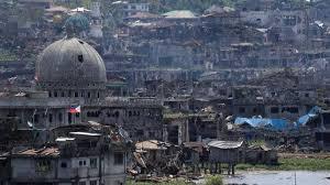 وزير الدفاع الفلبيني يعلن انتهاء القتال في مدينة ماراوي