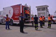 الهلال الأحمر بمنطقة مكة المكرمة ينفذ برامج مكثفة للبروتوكولات العلاجية