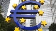 انخفاض نمو اقتصاد منطقة اليورو إلى النصف في الربع الثانى من العام