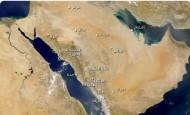 حالة الطقس : نشاط رياح سطحية مثيرة للأتربة على شمال شرق وشرق ووسط المملكة