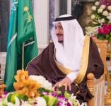 الملك سلمان يستقبل المنسق العام للهيئة العليا للمفاوضات لقوى الثورة والمعارضة السورية