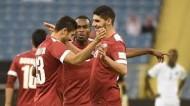 الأخضر يخيب آمال جمهوره بخسارته النهائي أمام قطر