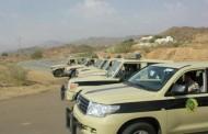 دوريات المجاهدين بنجران تحبط محاولة هروب مطلوب جنائي إلى خارج المملكة