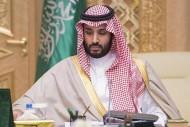 سمو ولي ولي العهد يلتقي مدير عام مكتب رئيس جمهورية السودان