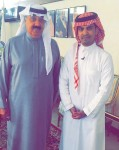 متعب بن عبدالله يكشف شخصية والده في لقاء خاص على شاشة MBC