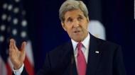 وزير الخارجية الامريكي يحذر من فشل الهدنة في سوريا