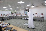 وزير العمل والتنمية الاجتماعية يلتقي رئيس وأعضاء هيئة الصحفيين السعوديين للاطلاع على آليات عمل برنامج حساب المواطن