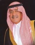 سمو ولي ولي العهد يعزي عبدالله الشيبي وإخوانه في وفاة والدهم