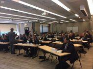 انطلاق المرحلة الأولى من برنامج التطوير المهني لمديري التعليم في جامعة هارفارد