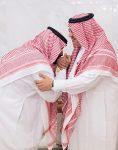 الأمير محمد بن نايف يبايع الأمير محمد بن سلمان بن عبدالعزيز وليا للعهد