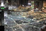 أكثر من مليوني مصلٍ يشهدون ختم القران الكريم بالمسجد الحرام