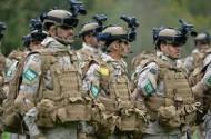 القوات البرية السعودية تختتم تمرين ( شمرخ 1 ) في فرنسا