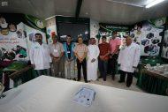 الحملة الوطنية السعودية تقدم حزمة من المساعدات العينية للأشقاء السوريين من خلال المستشفى المغربي في مخيم الزعتري