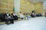 رئيس ديوان المظالم يدشن مبنى الديوان الجديد بحي الرائد في الرياض