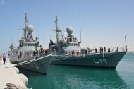 القوات البحرية تشارك في التمرين الخليجي المشترك ( اتحاد 17)