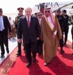رئيس وزراء باكستان يصل إلى الرياض