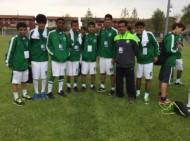 أخضر الناشئين لكرة القدم يواجه الإمارات غداً