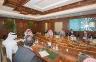 آل الشيخ يجتمع بفريق برنامج التحول الوطني بالشؤون الإسلامية