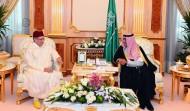 ولي ولي العهد يستقبل سفير المملكة المغربية لدى المملكة
