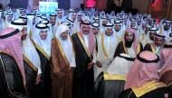 أمير الباحة يزف 400 شاب وفتاة في حفل الزواج الجماعي السابع