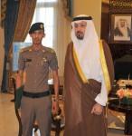 أمير مكة يكرّم العريف الغامدي والمواطن سلطان جمال لمحاولتهما إنقاذ أحد المواطنين وابنه