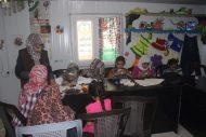 المركز السعودي للتعليم والتدريب بمخيم الزعتري يواصل تقديم المهارات الحرفية والمهنية