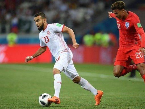 كأس العالم 2018 : تونس تخسر أمام انجلترا بهدفين مقابل هدف