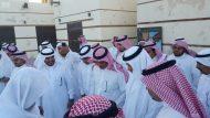 مركز الملك سلمان للإغاثة يوزّع 800 طن تمور في مديرية المحفد بمحافظة أبين