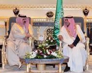 ملك مملكة البحرين يصل الرياض في زيارة للمملكة