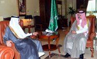 محافظ جدة يستقبل الأمين العام لمنظمة التعاون الإسلامي