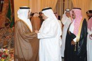 محافظ الطائف يستقبل المبايعين لسمو الأمير محمد بن سلمان ولياً للعهد