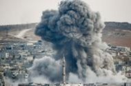 مسؤولون أمريكيون: كوباني لا تزال مهددة بالسقوط في يد الدولة الاسلامية