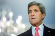 كيري: أمريكا تتحرى تقارير عن هجوم بغاز الكلور في العراق