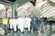 وزير النقل : الملك شدد على إنجاز قطار الحرمين في وقته المحدد