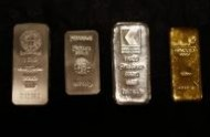 الذهب ينهي الاسبوع على خسائر تزيد عن 2 بالمئة