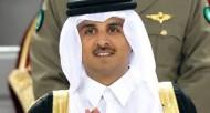 سمو أمير قطر يبعث برقيات تهنئة لخادم الحرمين الشريفين ولسمو ولي عهده ولسمو ولي ولي العهد