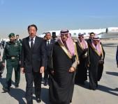 نائب رئيس الوزراء السنغافوري يصل الرياض لتقديم العزاء في فقيد الوطن