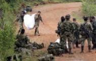 الجيش الكولومبي يقتل 18 متمردا من جماعة فارك
