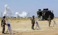الجيش السوري يتهم تركيا بزيادة إمدادات الأسلحة والذخيرة للمعارضة