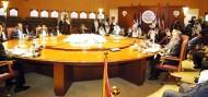 الأطراف اليمنية تعقد جلسة مشتركة من مشاورات السلام في الكويت